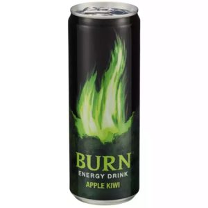 Burn Apple/Kiwi