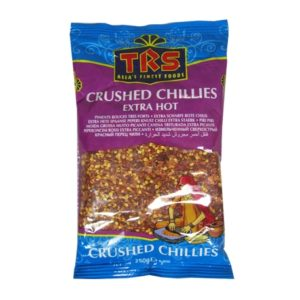 Crushed chillies ex.hot 100